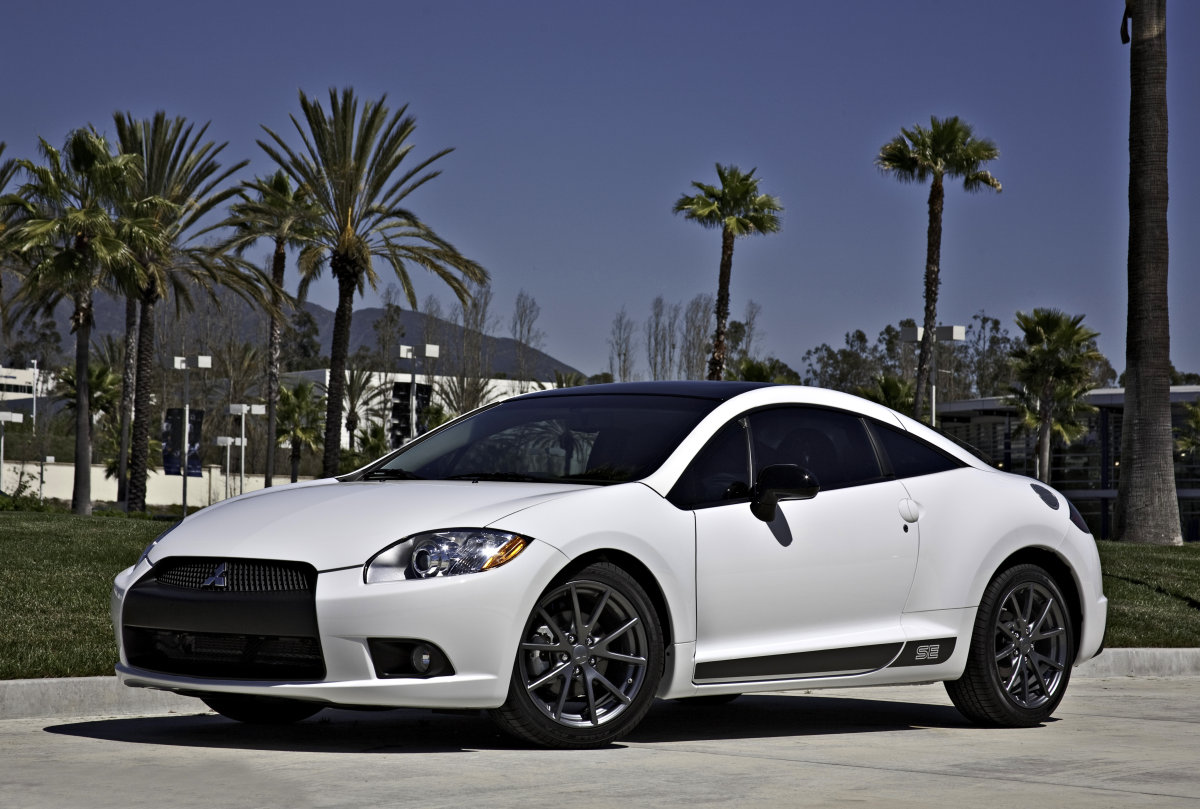 Pictures of mitsubishi eclipse iv spider 2012
