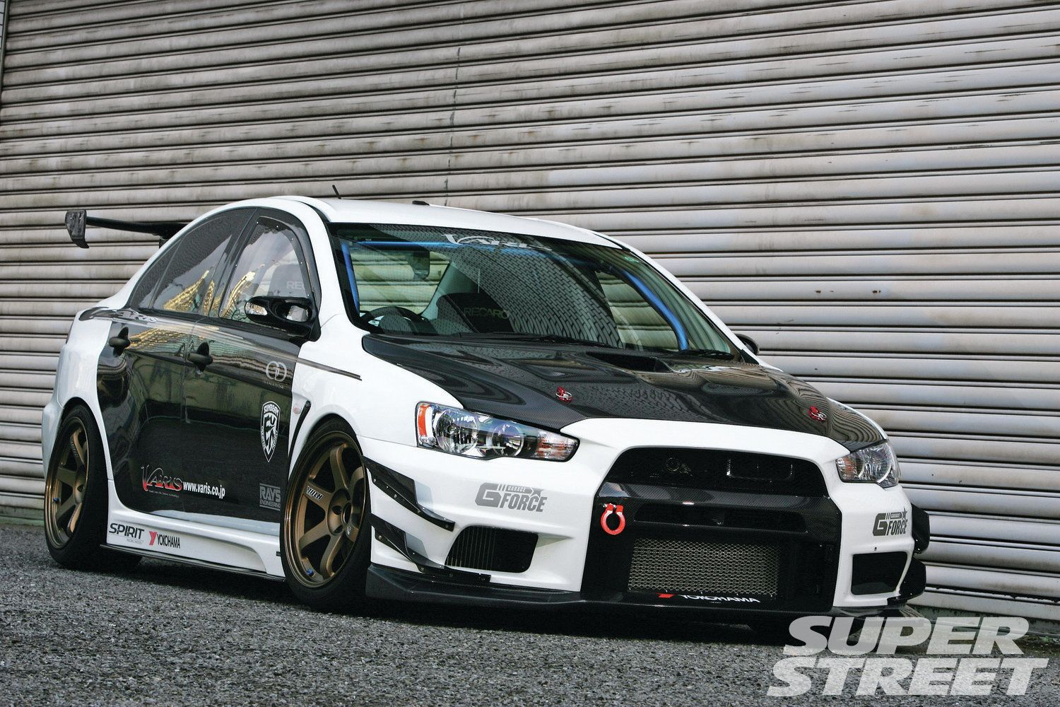 Pictures of mitsubishi evolution x 2008 #2