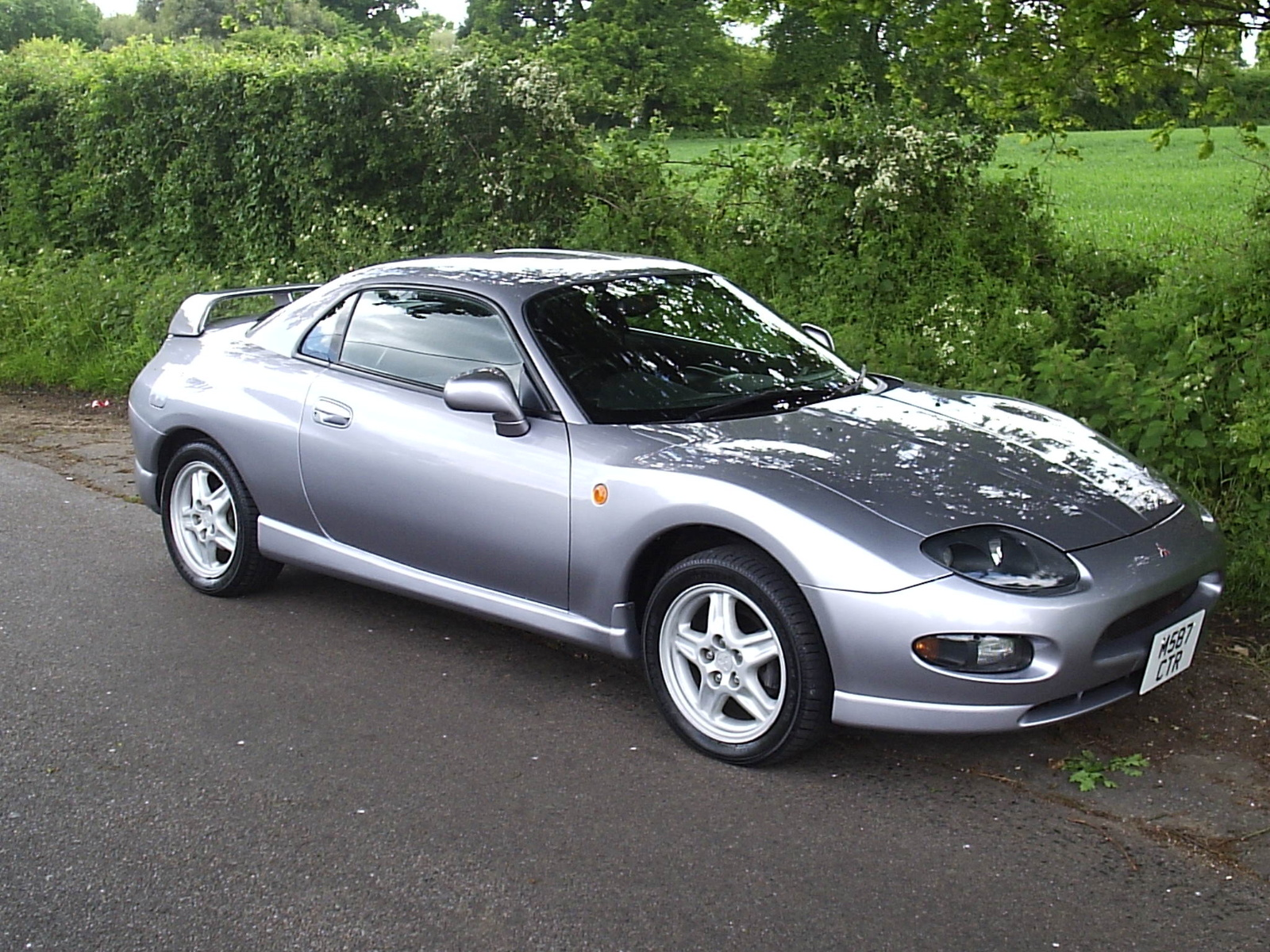 Pictures of mitsubishi fto