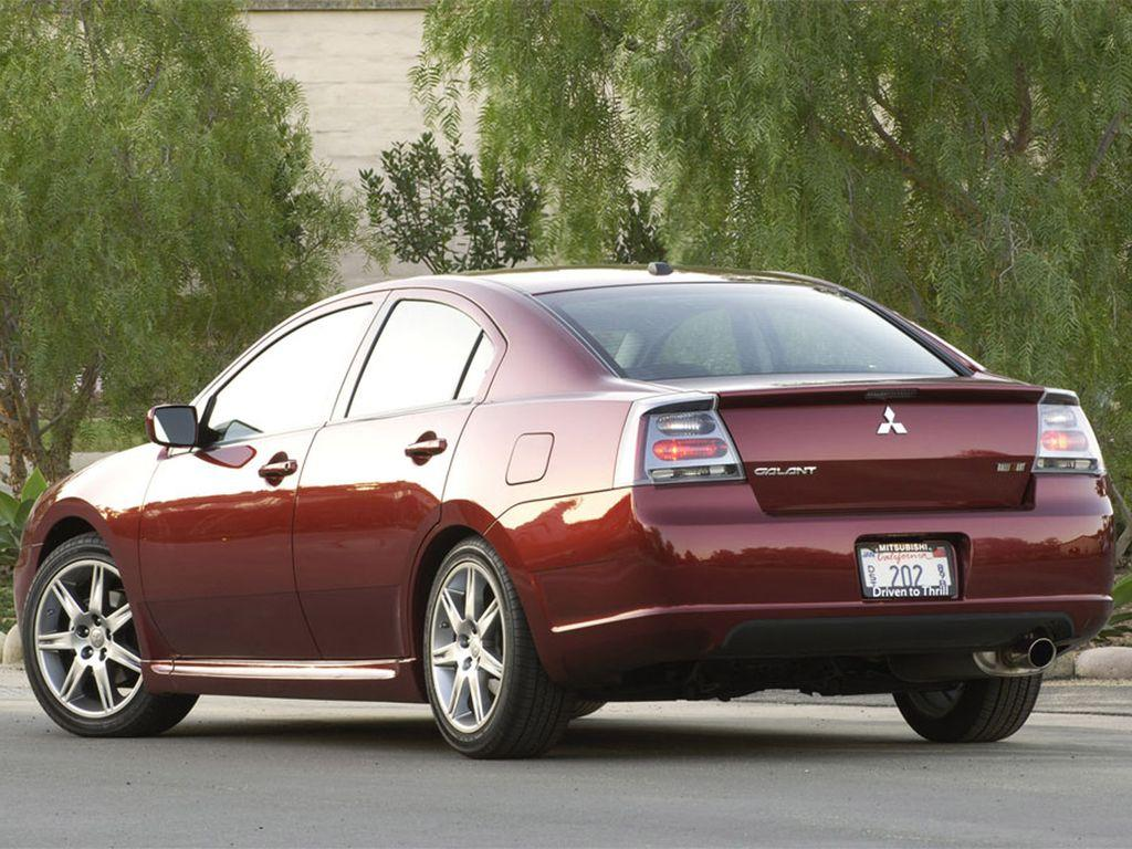Pictures of mitsubishi galant ix 2011