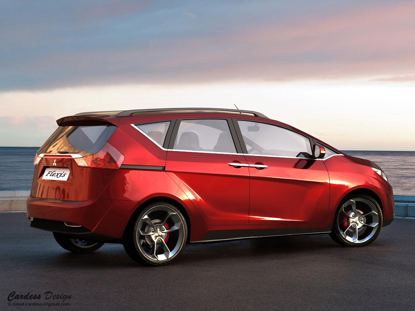 Pictures of mitsubishi grandis 2016