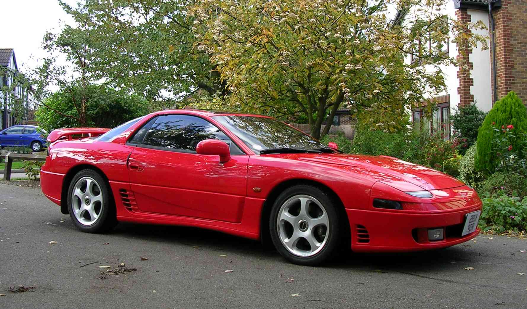 Pictures of mitsubishi gto #4