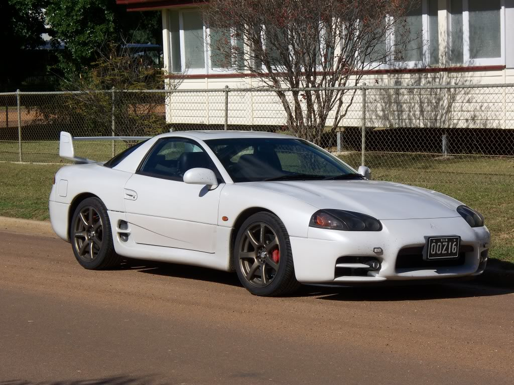 Pictures of mitsubishi gto (z16) 1990 #5