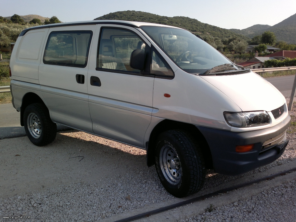 Pictures of mitsubishi l400 2001