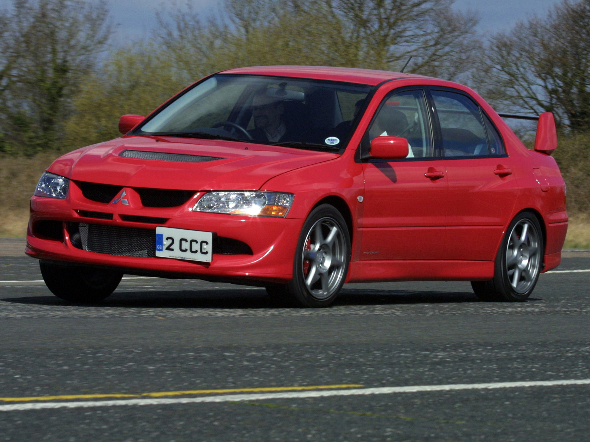 Pictures of mitsubishi lancer viii (8) 1995