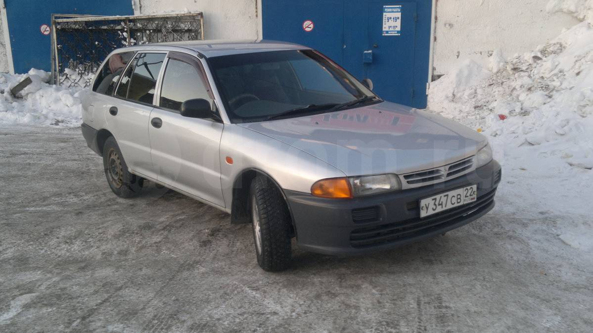 Pictures of mitsubishi libero 1997