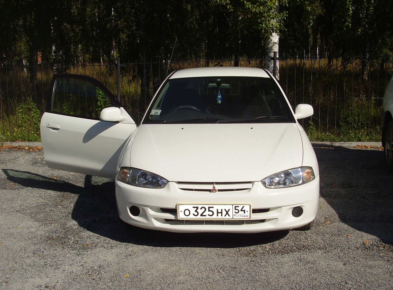 Pictures of mitsubishi mirage (cjo) 2000 #3