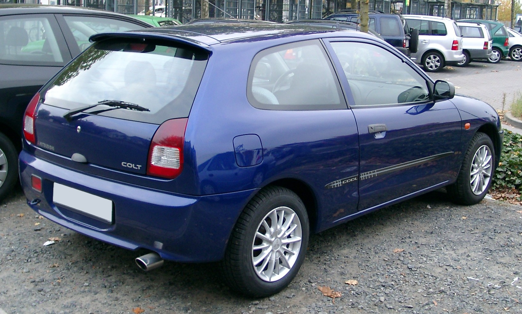 Pictures of mitsubishi mirage (cjo) 2000 #11
