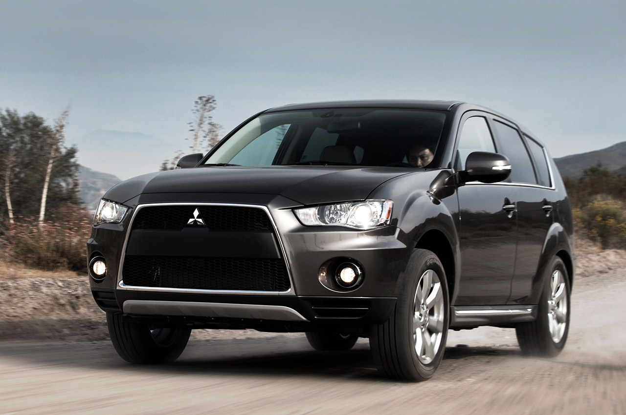 Pictures of mitsubishi outlander #6