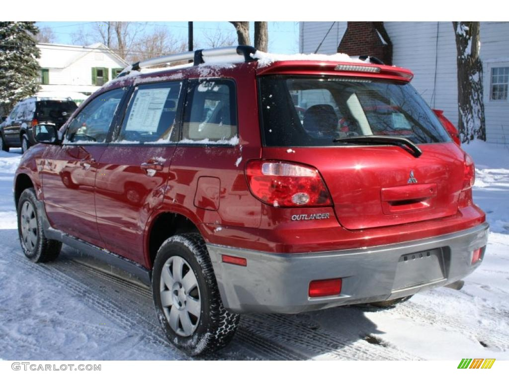 Pictures of mitsubishi outlander i 2006