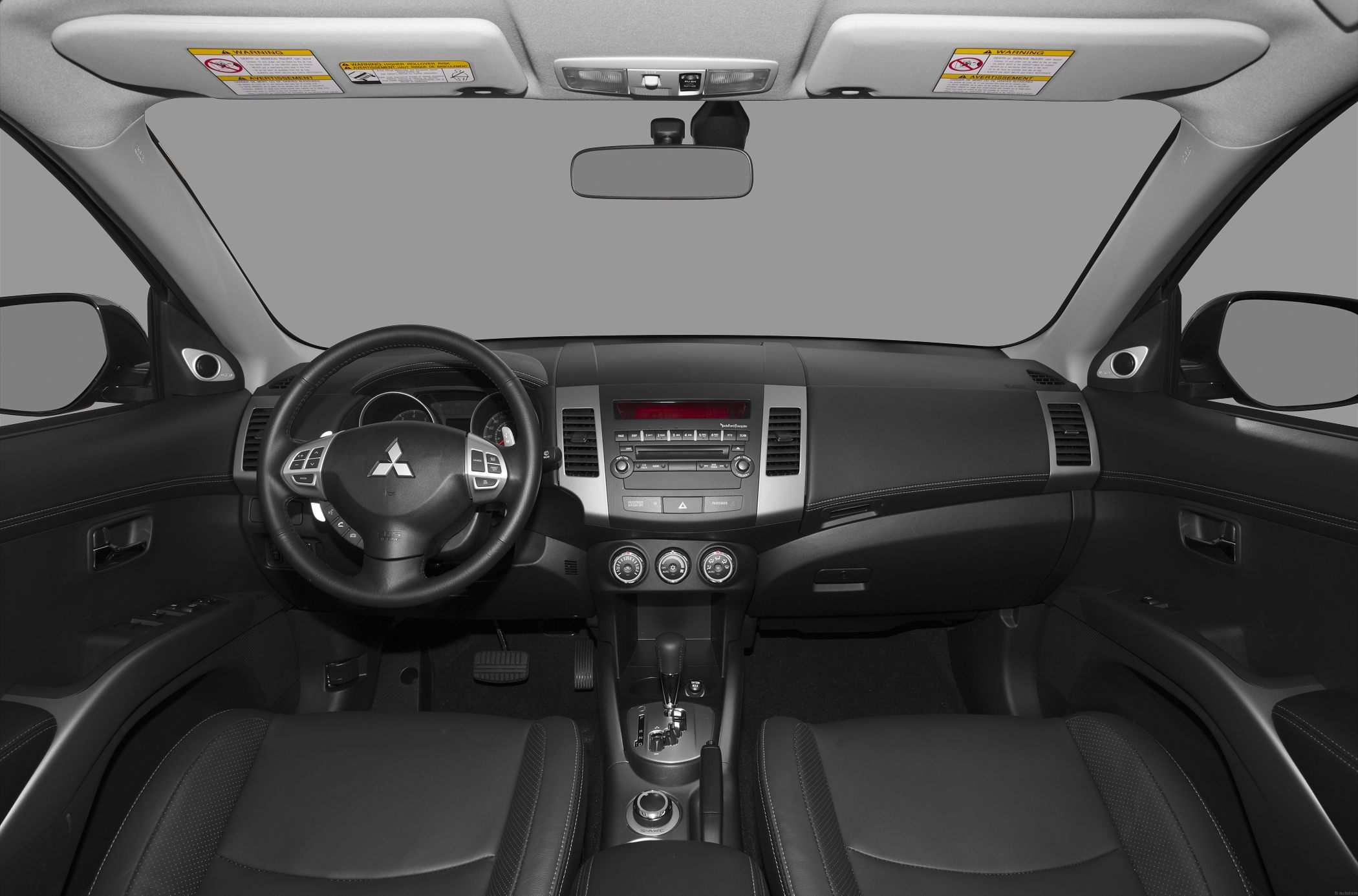 Pictures of mitsubishi outlander ii 2012 #15