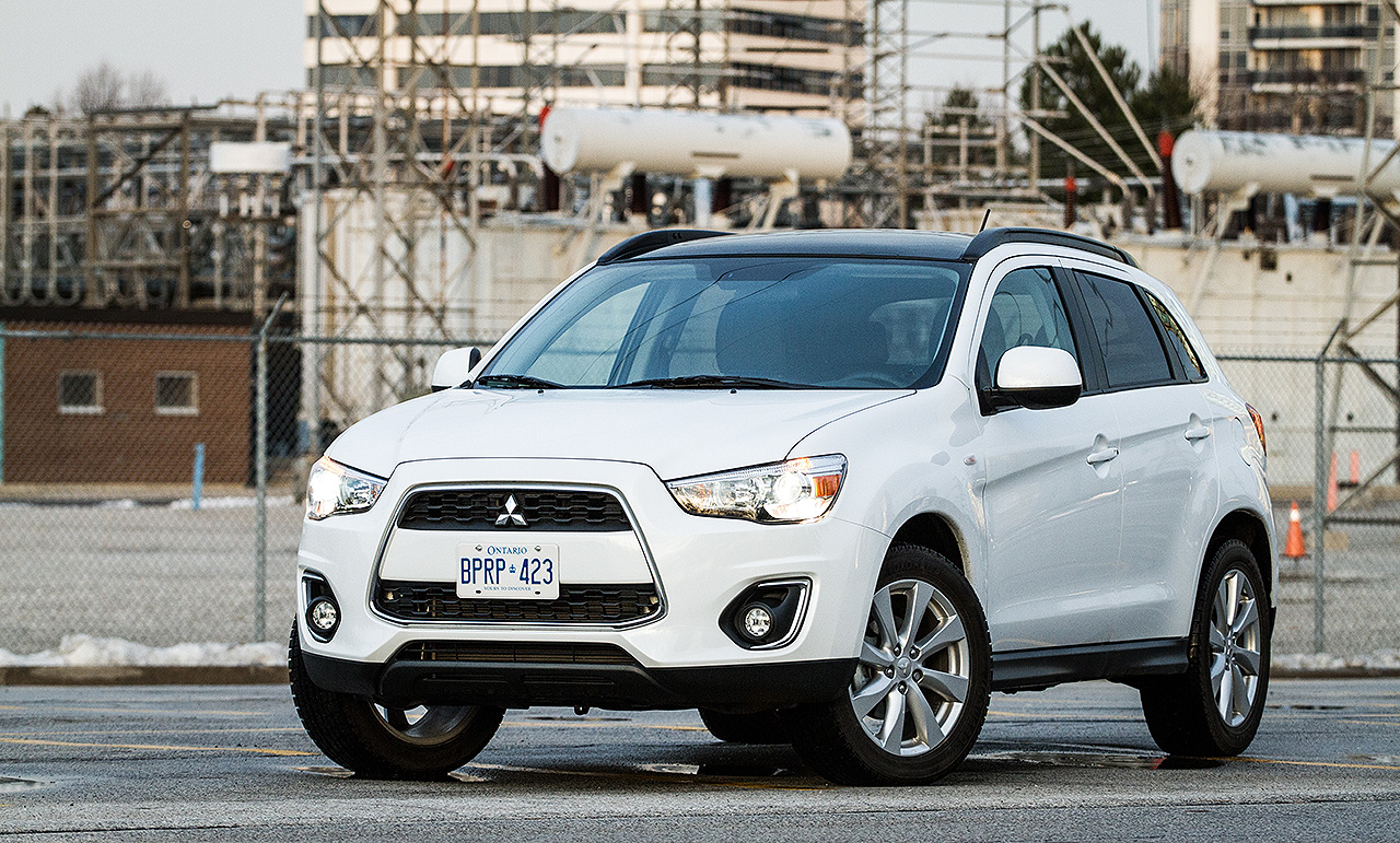 Pictures of mitsubishi rvr #10