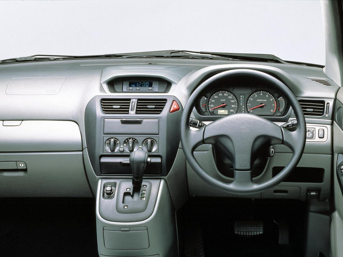 Pictures of mitsubishi rvr (n61w) 1999