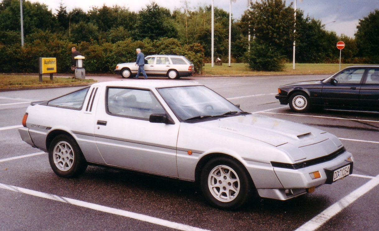 Pictures of mitsubishi starion #1