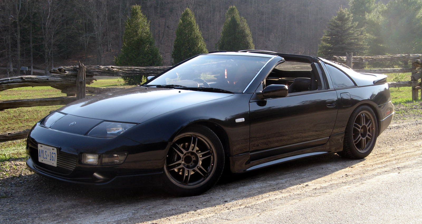Pictures of nissan 300zx #1