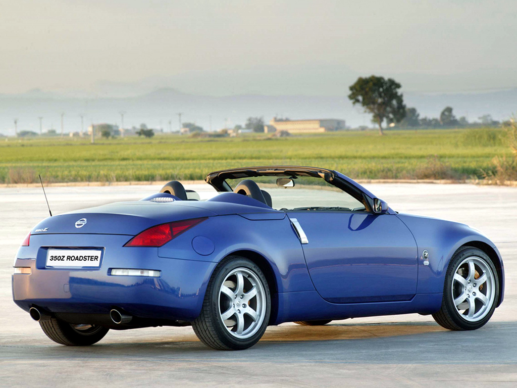 2004 nissan 350z roadster z33 pictures information and specs auto. Black Bedroom Furniture Sets. Home Design Ideas