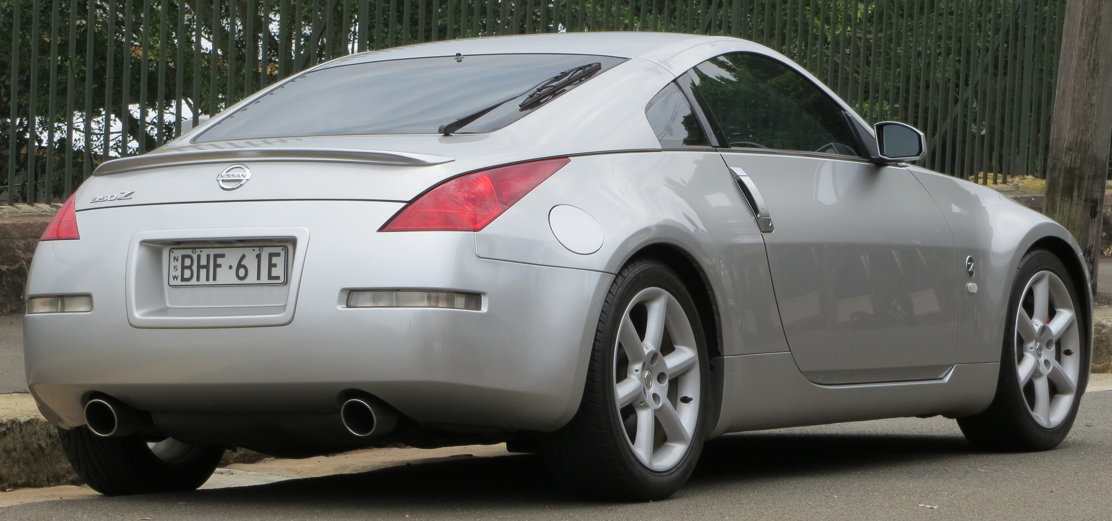 2012 Nissan 350z Z33 Pictures Information And Specs