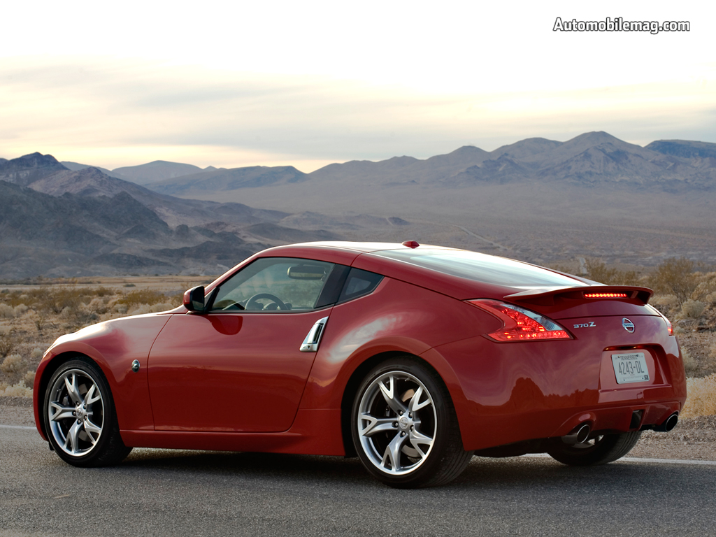 Pictures of nissan 370z #11