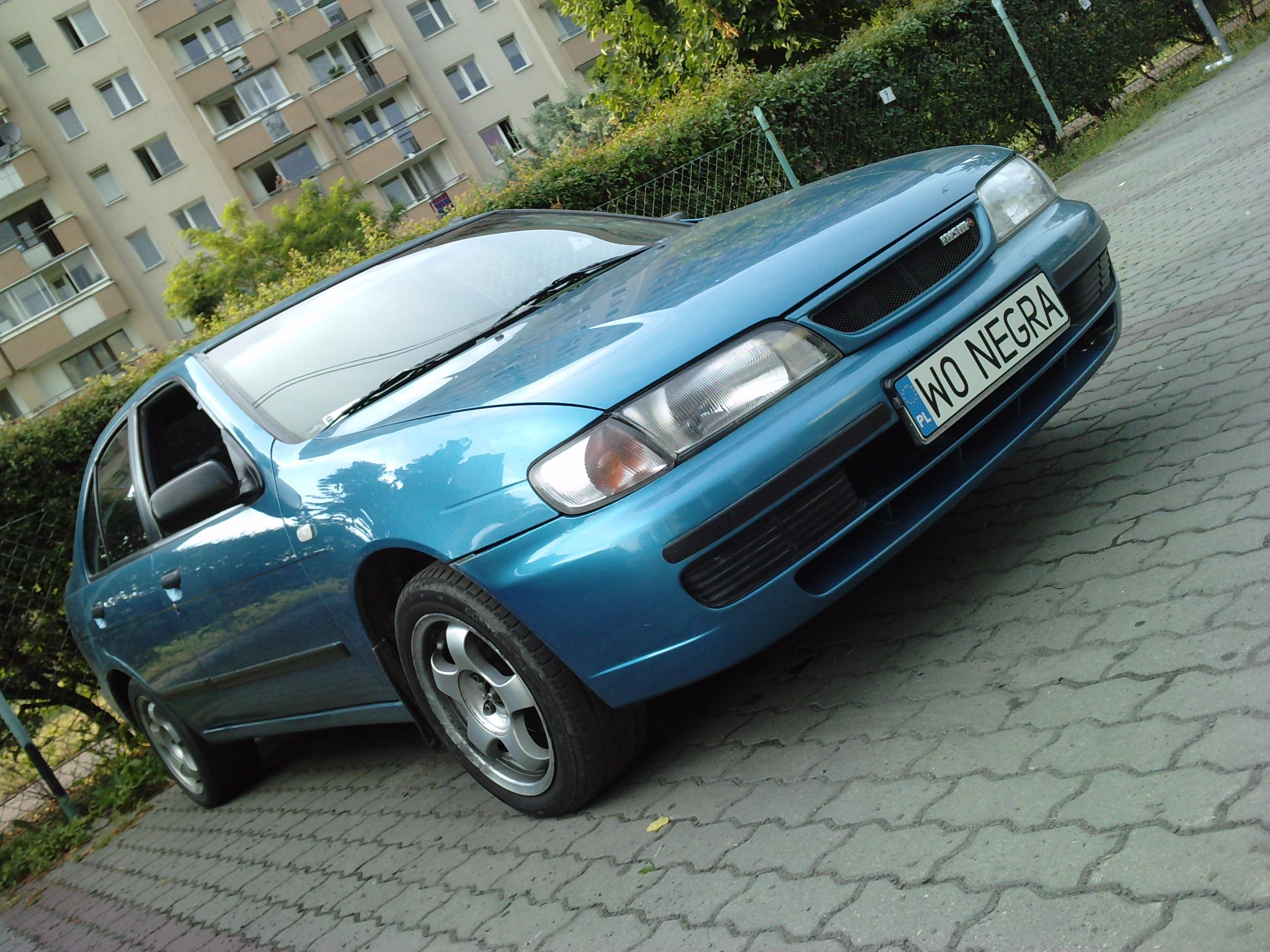 Pictures of nissan almera i (n15) 1996