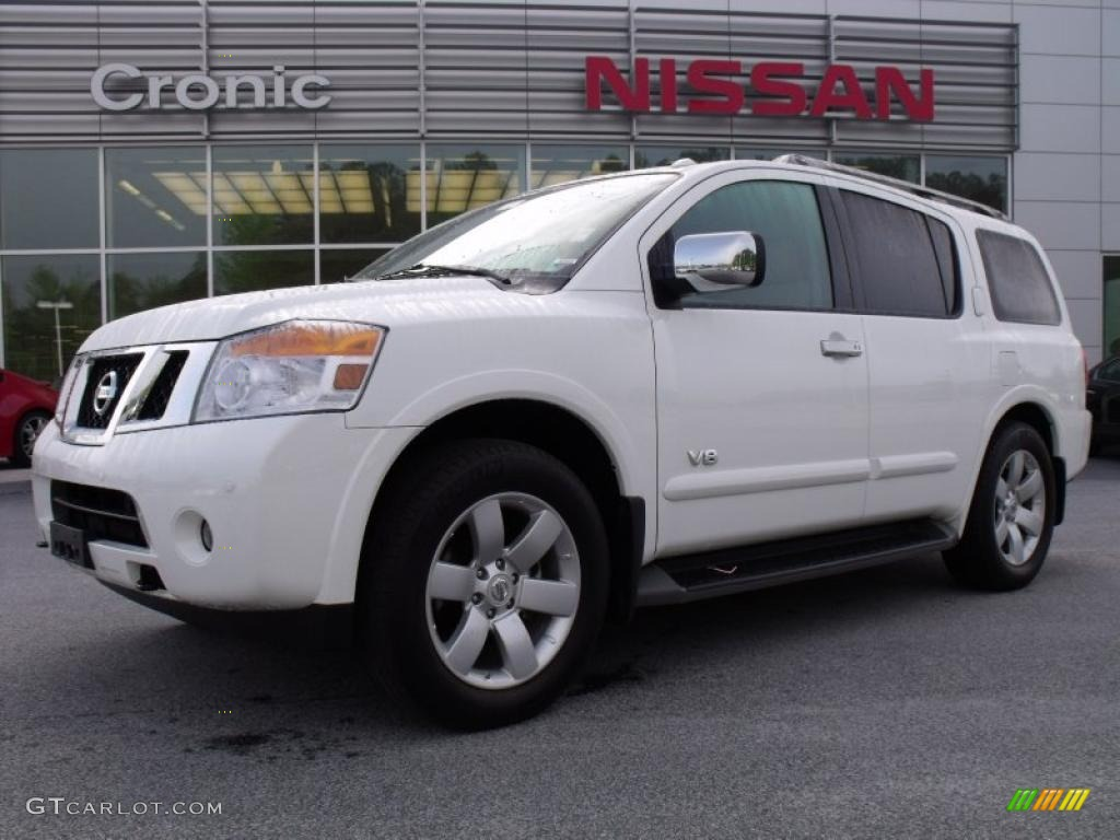 2008 Nissan Armada Pictures Information And Specs Auto