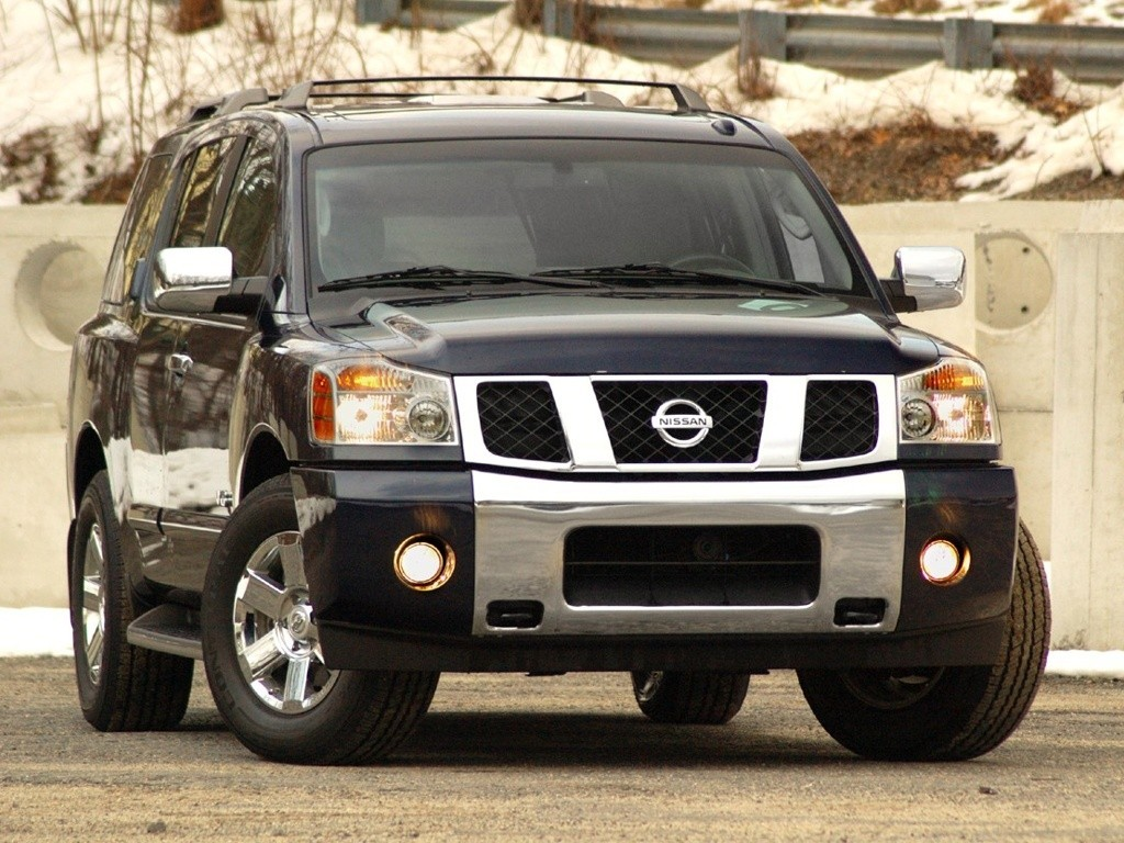 Pictures of nissan armada #6