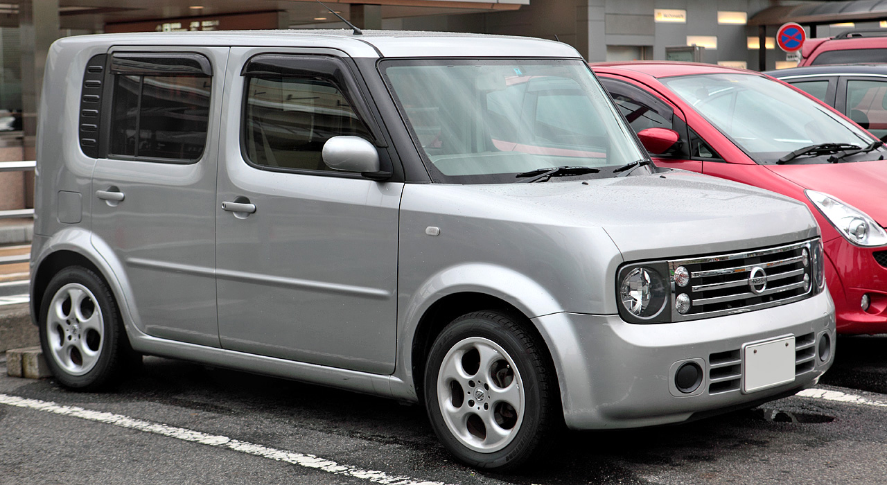 Pictures of nissan cube