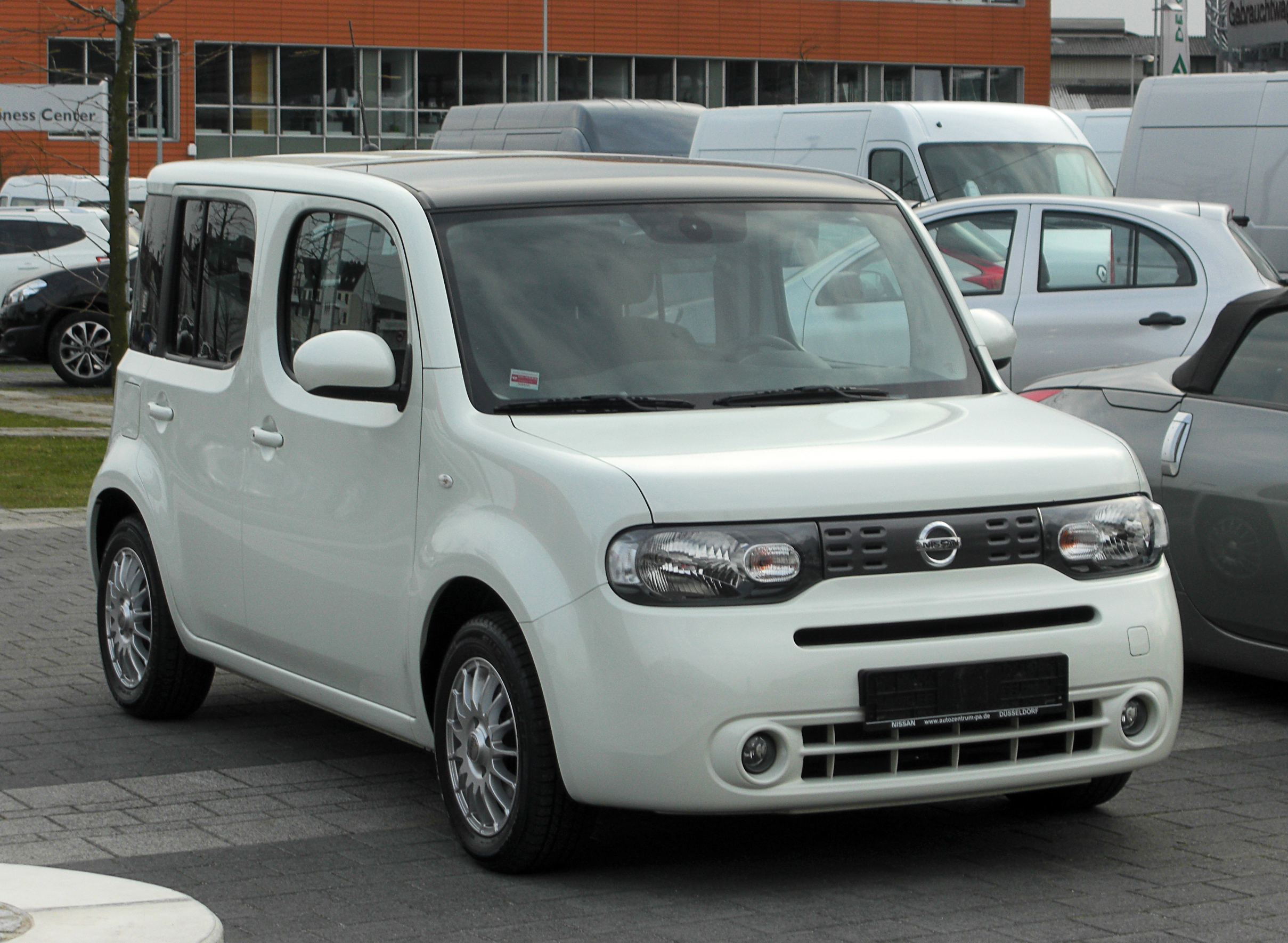 2011 nissan cube ii pictures information and specs auto. Black Bedroom Furniture Sets. Home Design Ideas