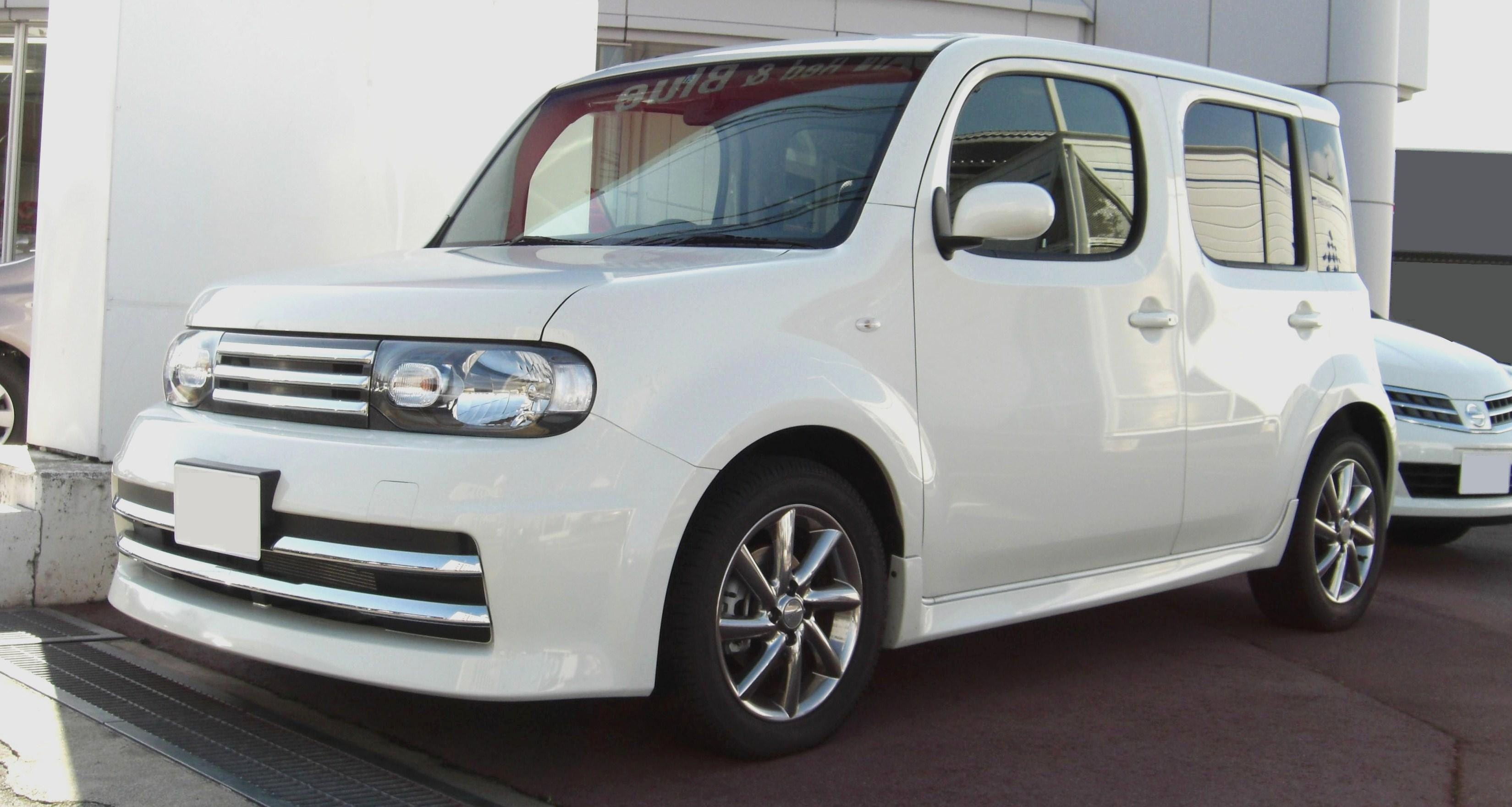 Pictures of nissan cube iii 2009 #2