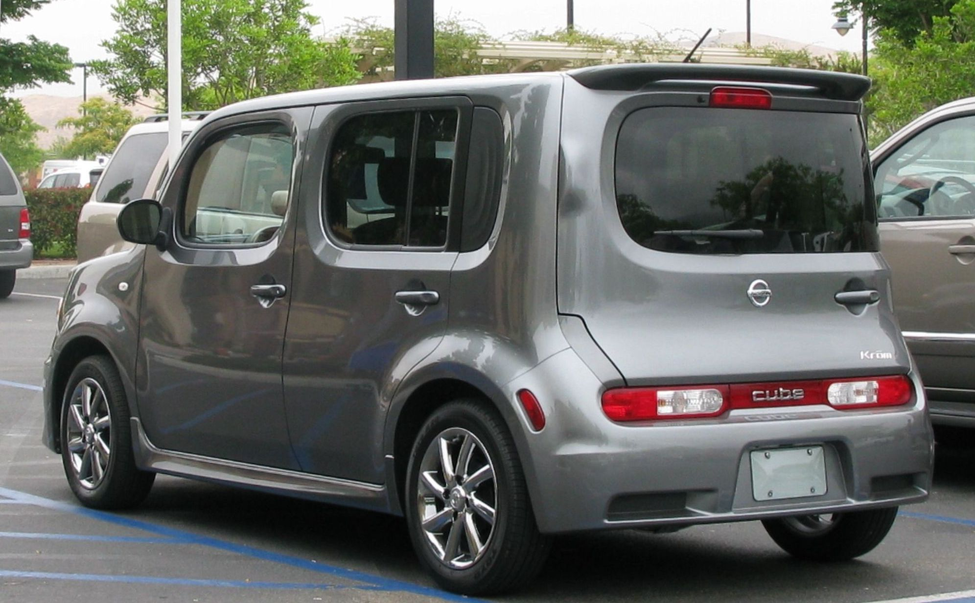 Pictures of nissan cube iii 2009 #10