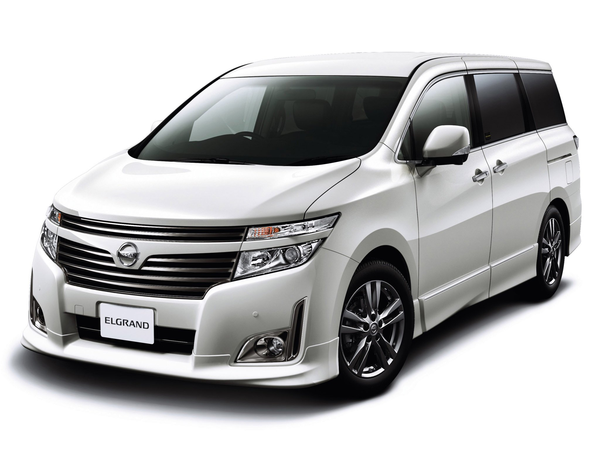 Pictures of nissan elgrand #7