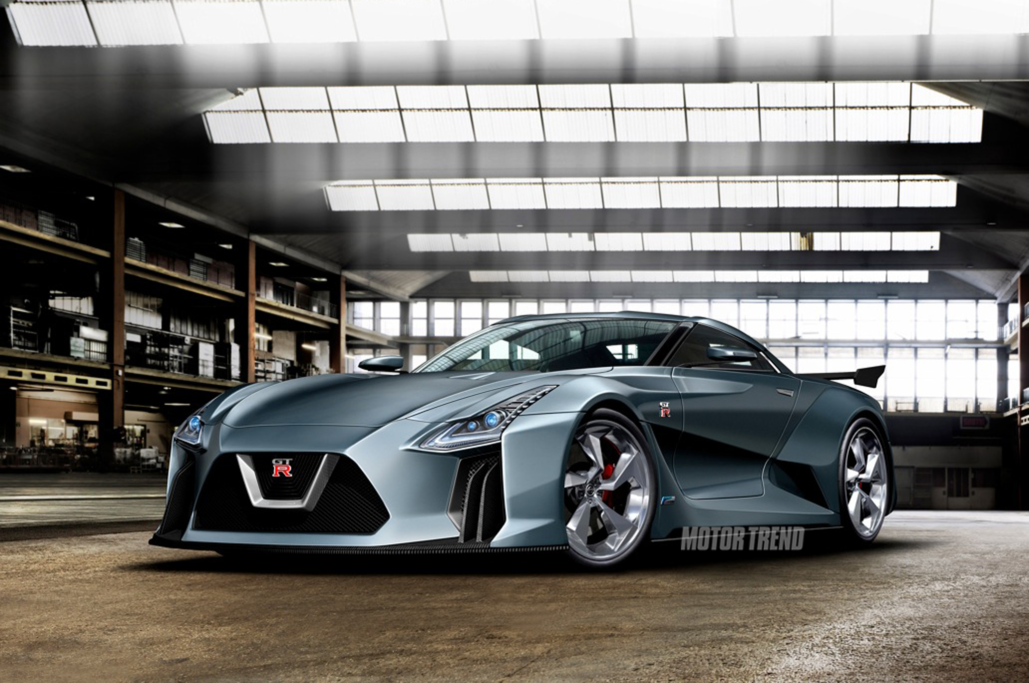 Pictures Of Nissan Gt R 2016 5