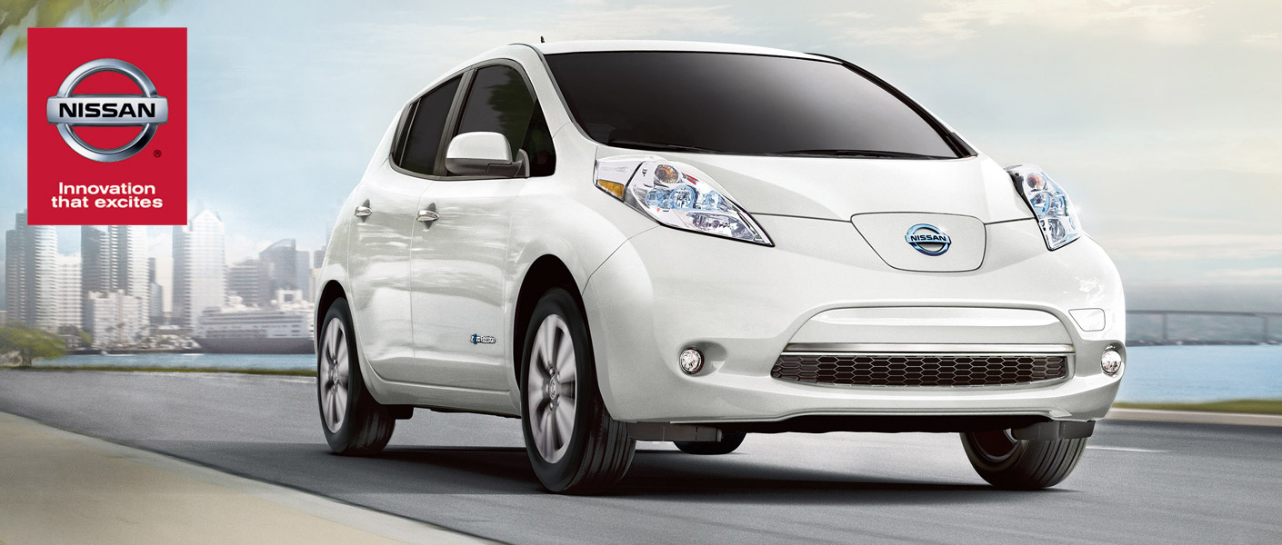 Pictures of nissan leaf 2015