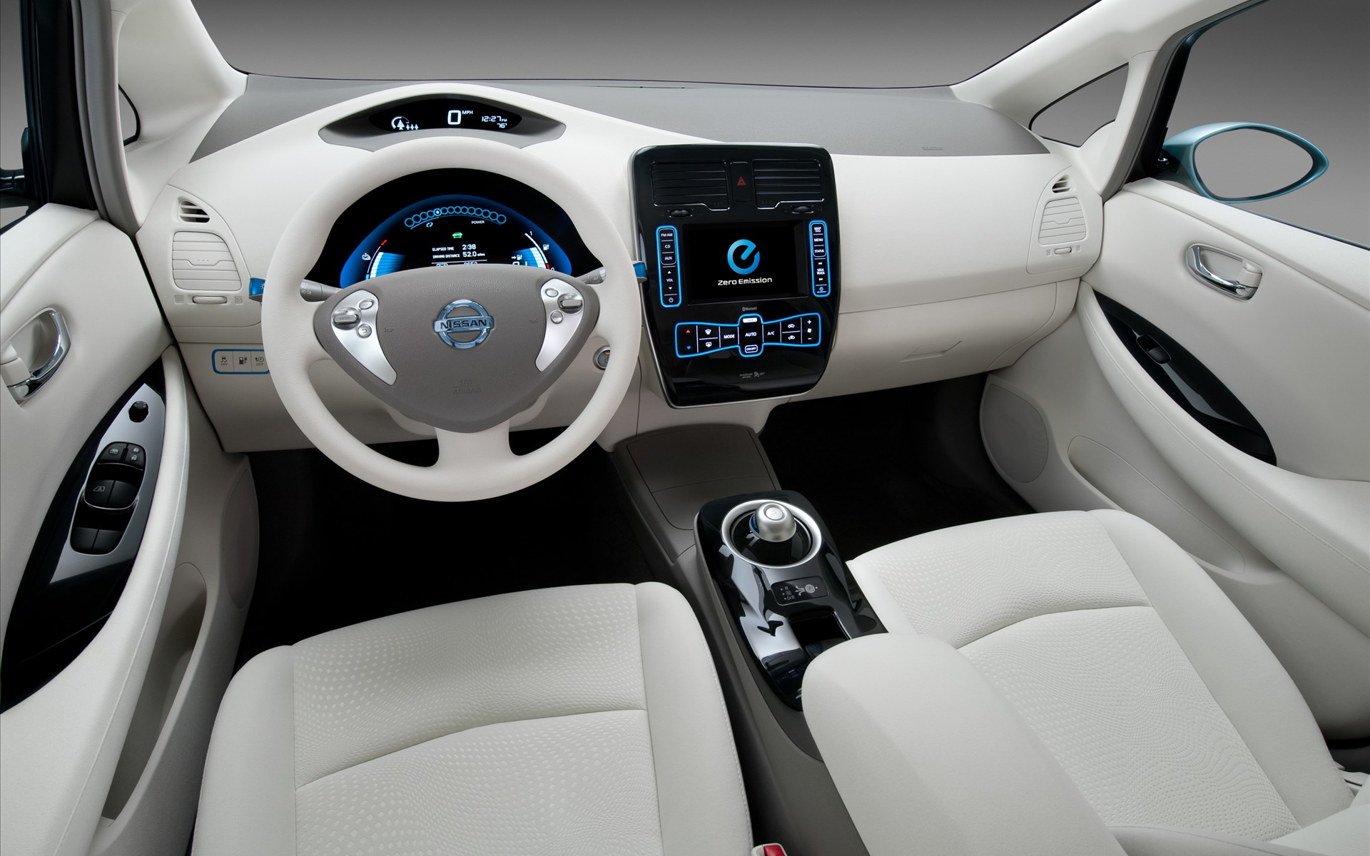 Pictures of nissan leaf #6