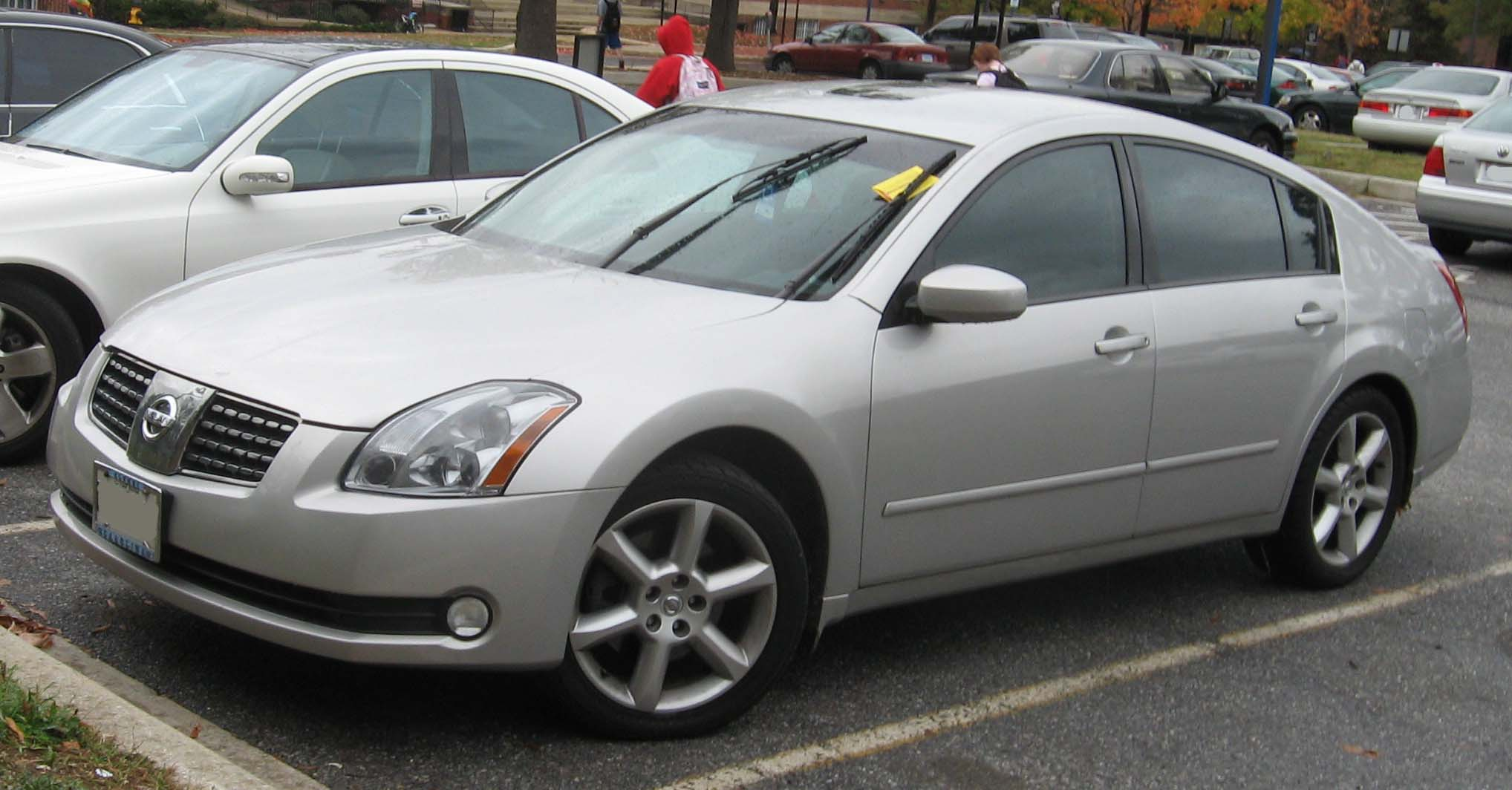 2004 nissan maxima a34 pictures information and specs. Black Bedroom Furniture Sets. Home Design Ideas