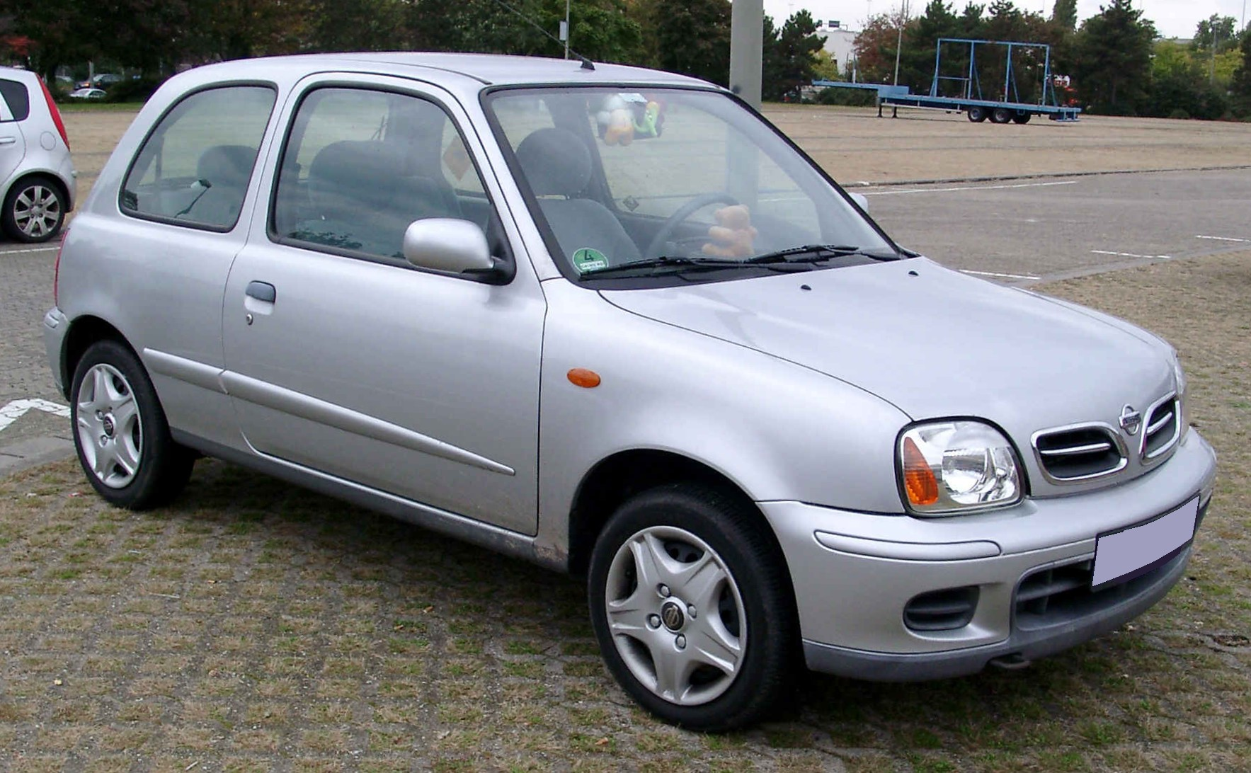 Pictures of nissan micra (k11) 1999 #4