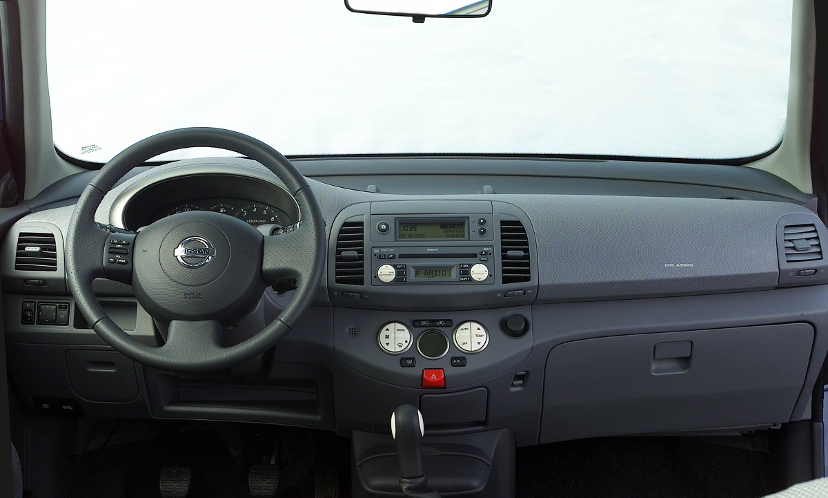 2002 Nissan Micra (k12) – pictures, information and specs - Auto ...