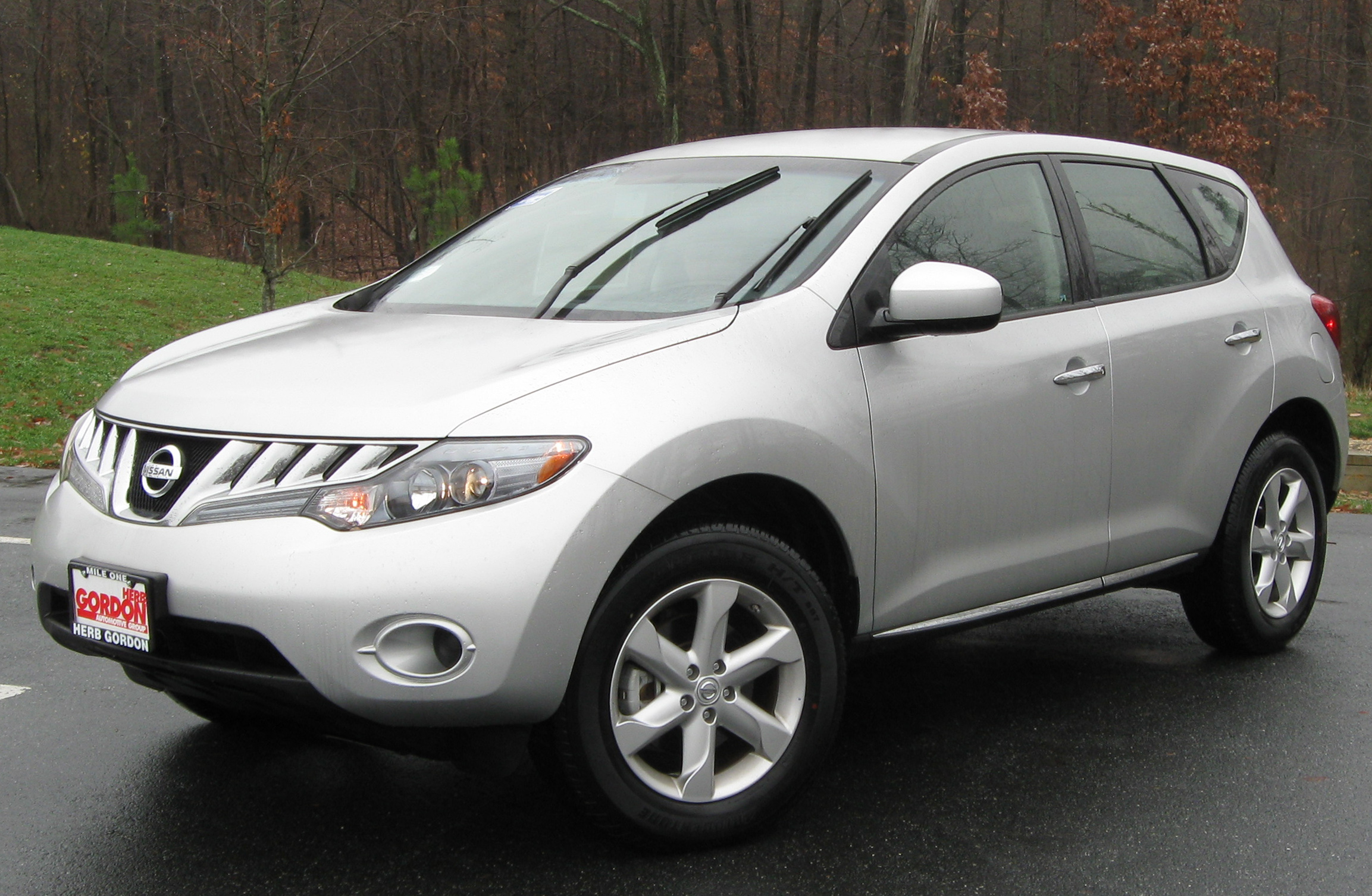 Pictures of nissan murano #1