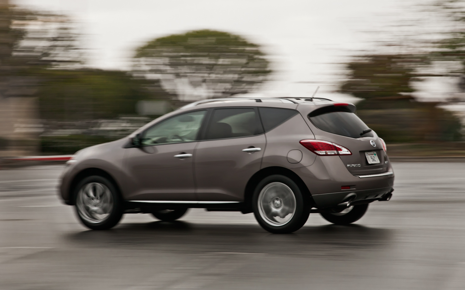 Pictures of nissan murano ii 2012 #9