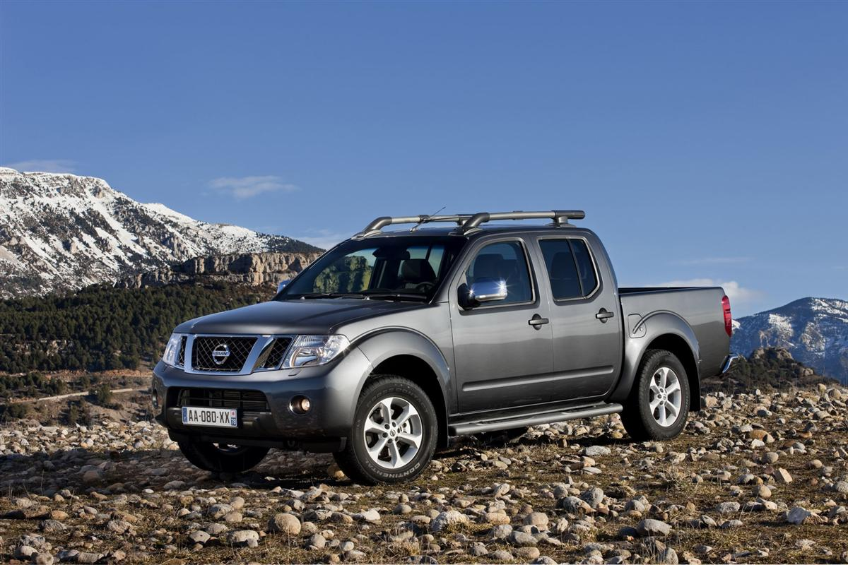 Pictures of nissan navara