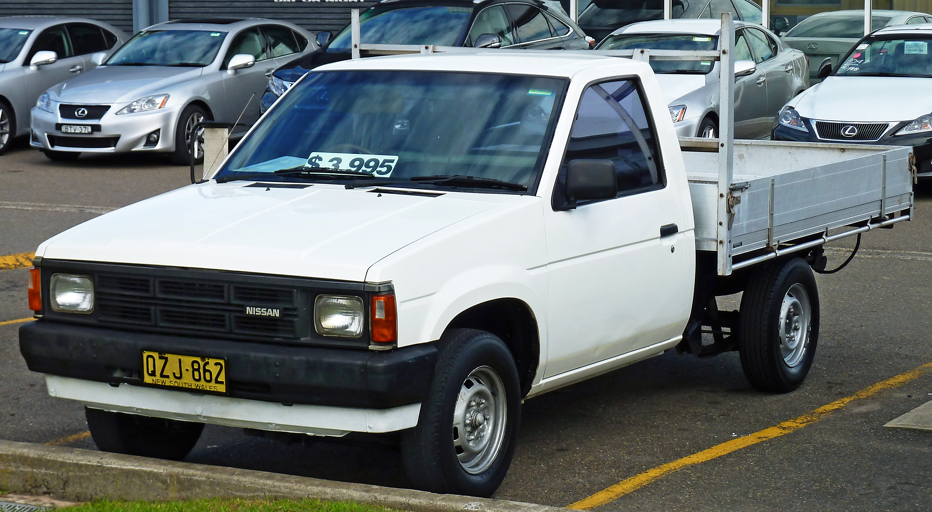 Pictures of nissan navara d21 1990