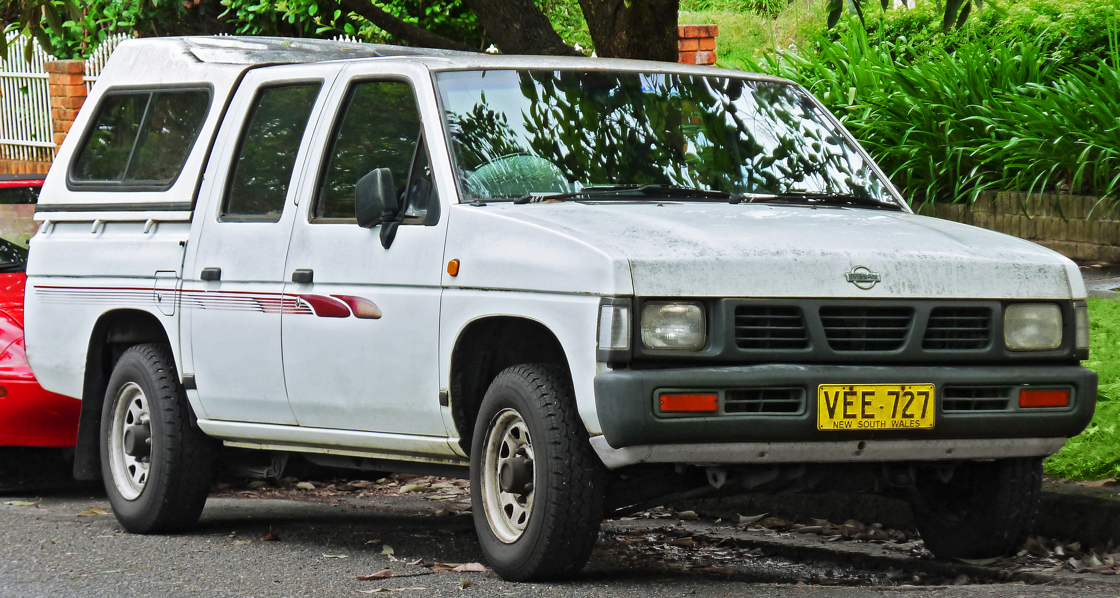 Pictures of nissan navara d21 1993