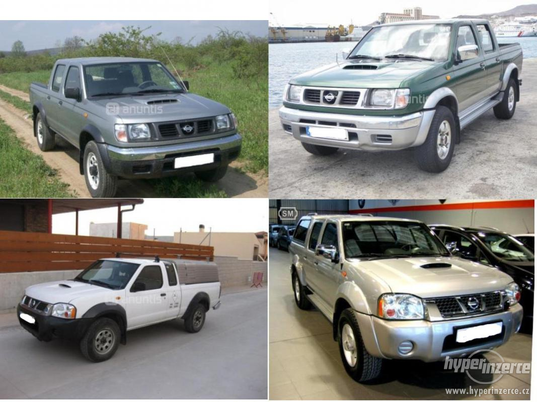 Pictures of nissan navara d22 1999