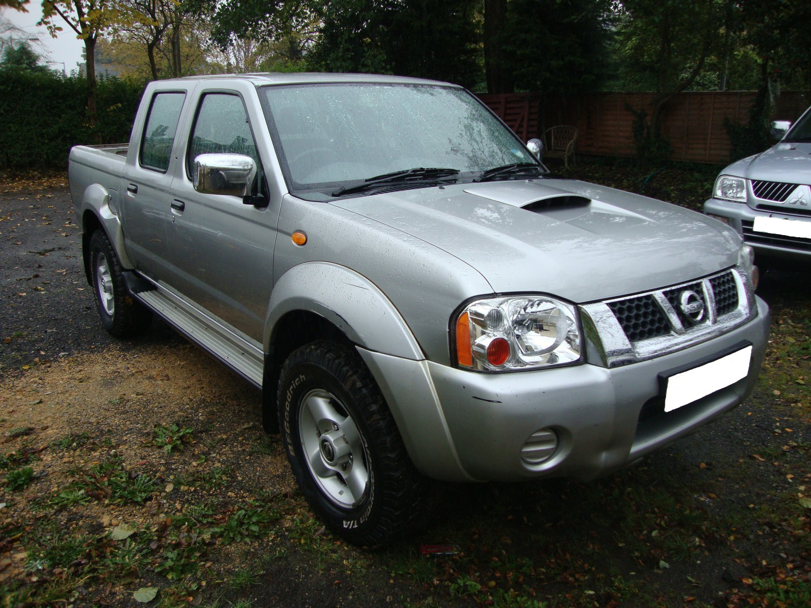 2004 nissan navara d22 pictures information and specs. Black Bedroom Furniture Sets. Home Design Ideas