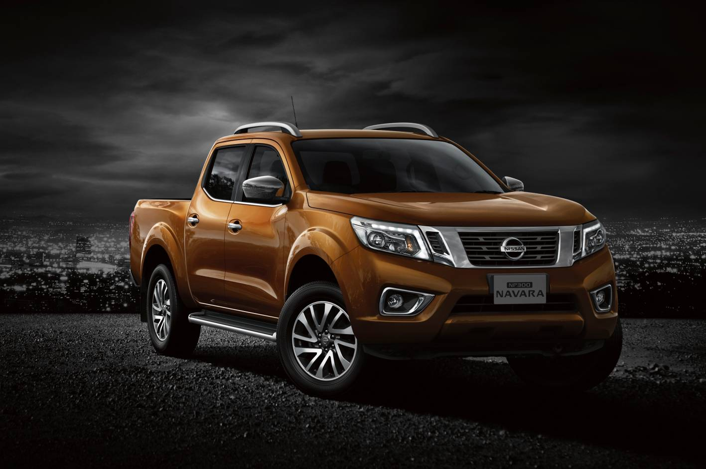 Pictures of nissan navara d40 2016