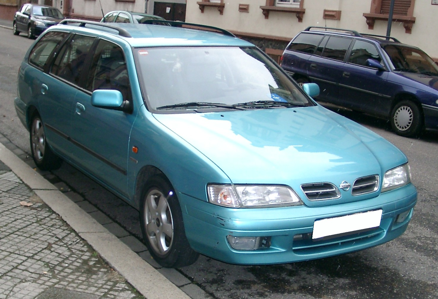 2000 Nissan Primera P11 Pictures Information And Specs