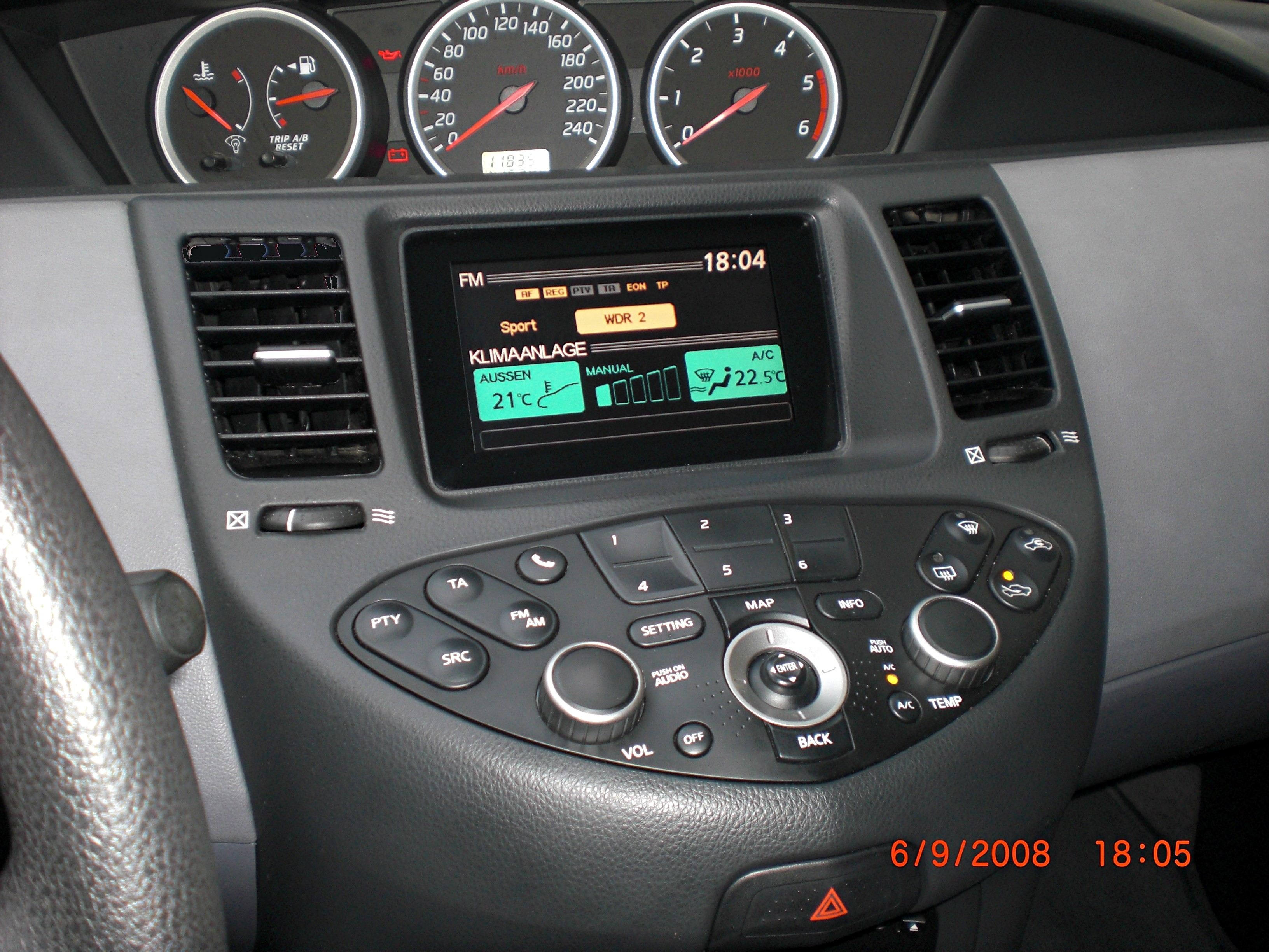 Pictures of nissan primera (p12) 2004