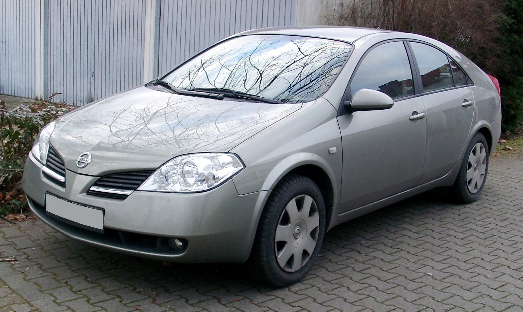 Pictures of nissan primera traveller (p12) 2005 #7