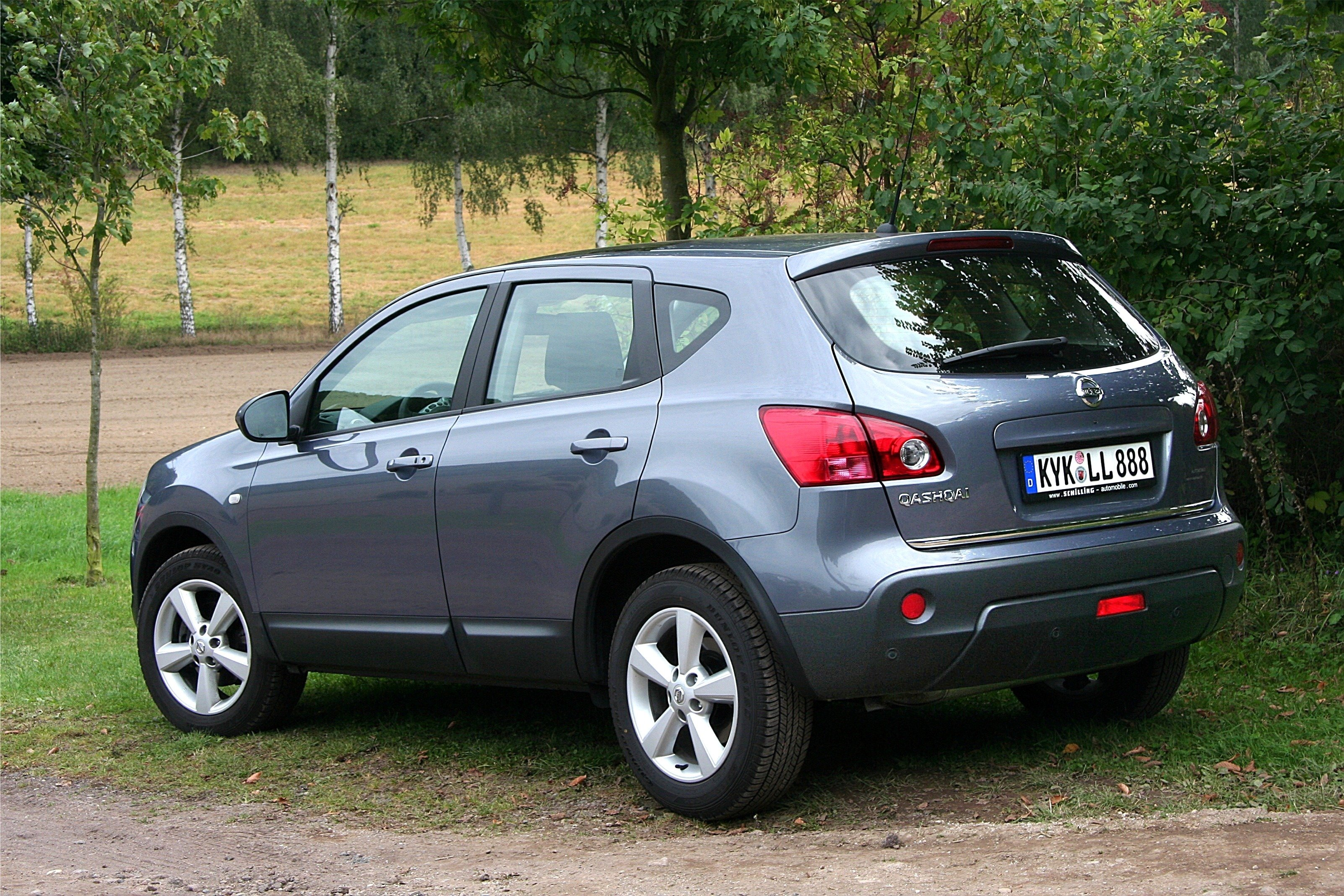 2008 nissan qashqai pictures information and specs auto. Black Bedroom Furniture Sets. Home Design Ideas