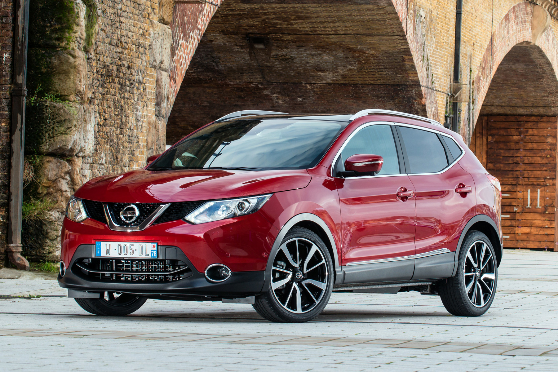 Pictures of nissan qashqai