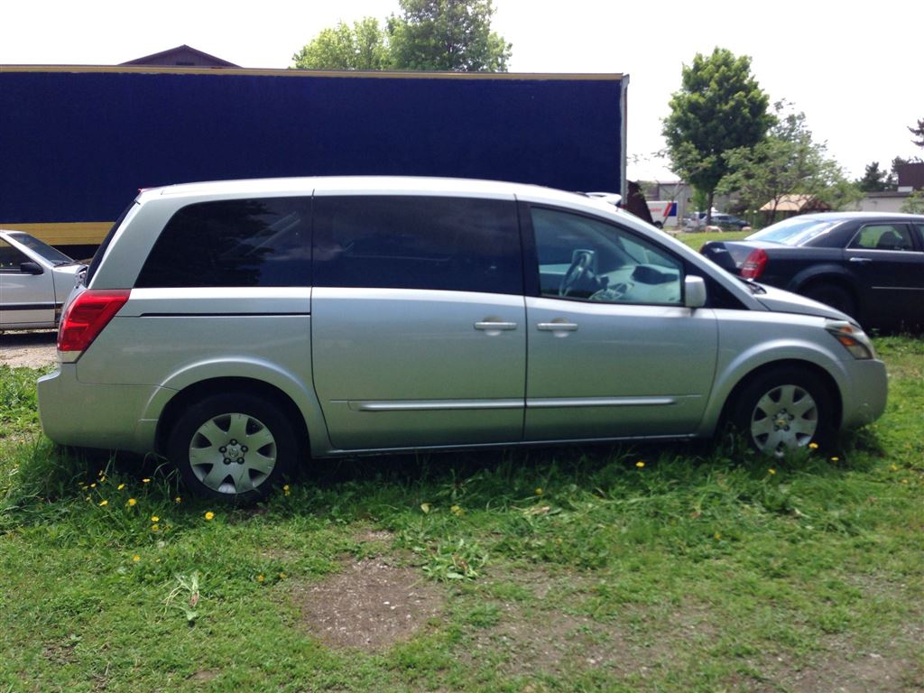 2005 nissan quest ff l pictures information and specs. Black Bedroom Furniture Sets. Home Design Ideas